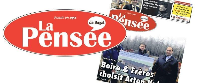 UNE_Front-page-La-pensee-Avril-2015-BoireEtFreres-Couvoir-Acton